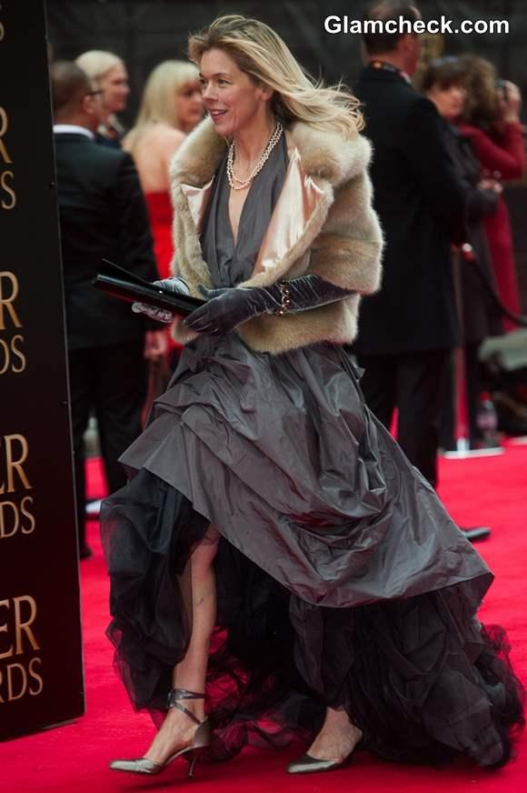 Janie Dee 2013 Laurence Olivier Awards