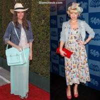 Style Inspiration Statement Denim Jacket Summer Looks