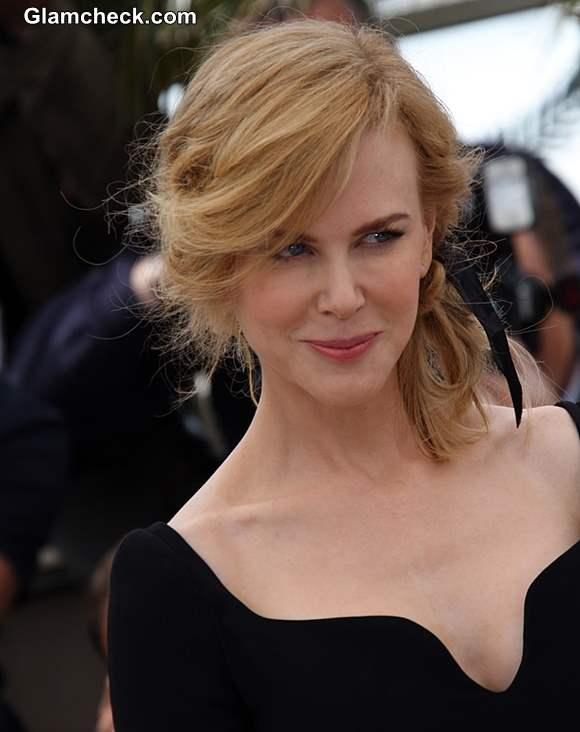 2013 Cannes Jury Photocall  Nicole Kidman Vintage Hair  Makeup