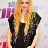 Avril Lavigne Rocker Chic look at Wango Tango Concert 2013