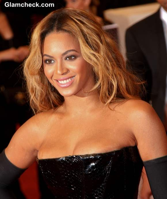 Beyonce Knowles hairstyle 2013 PUNK Chaos to Couture