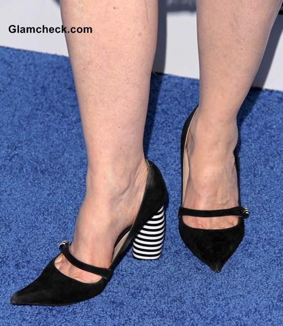 Frances Fisher Footwear at Disney Media Networks Event 2013