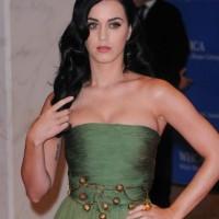 Katy Perry hair color 2013