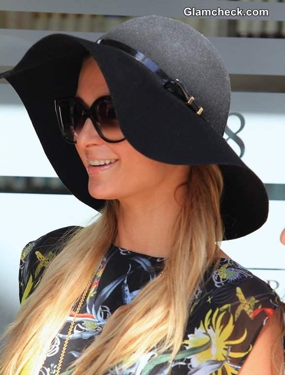 Street Fashion 2013 Paris Hilton Summer Look
