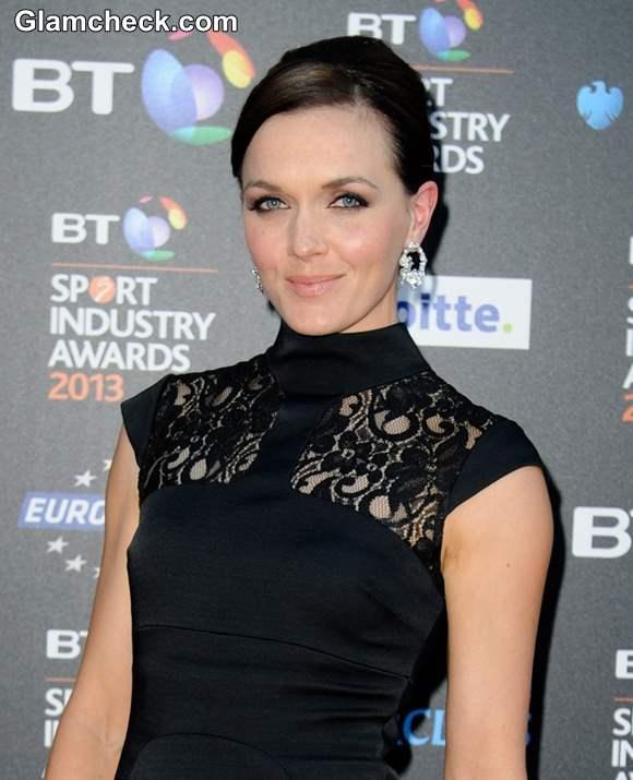 Victoria Pendleton  at 2013 BT Sport Industry Awards