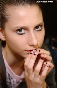 Beauty How To : Subtle Rocker Chic Look