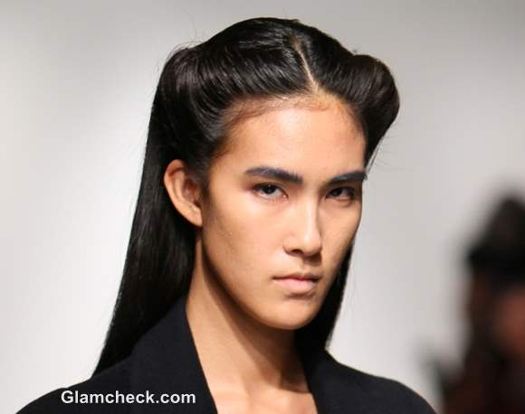 Beauty Trends Fall 2013 Hair and Makeup