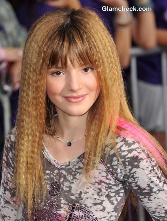 Bella Thorne inspired Hairstyles for little Girls