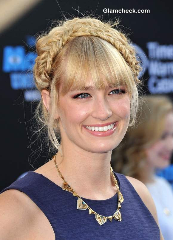 Doubly Geous Beth Behrs
