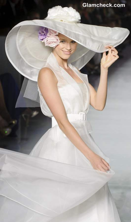 Bridal Head Gears 2013 Pronovias
