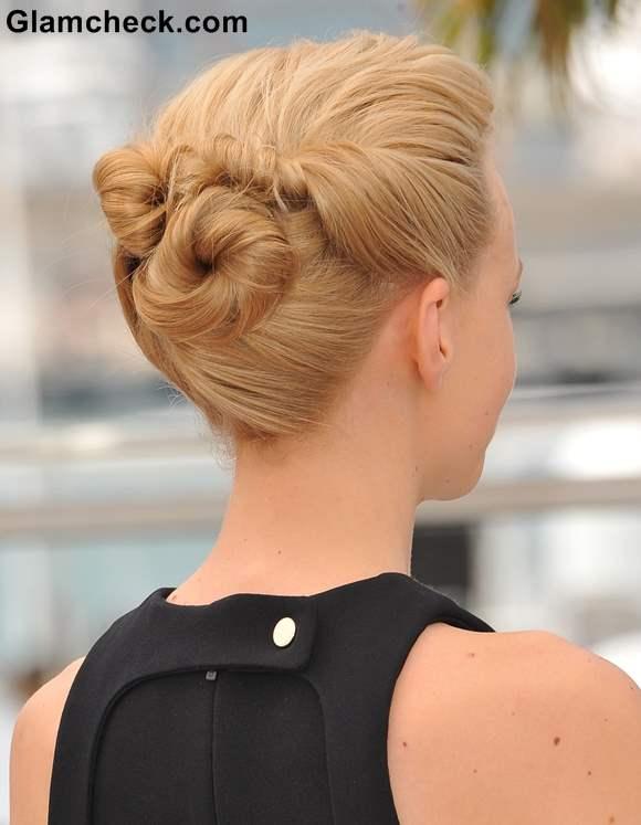 Carey Mulligan Hairstyles Cannes 2013