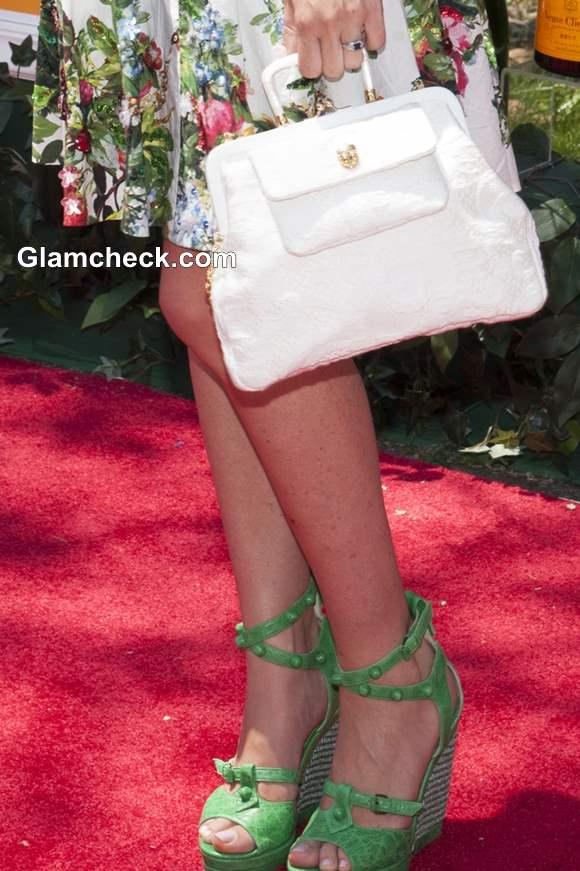 Celeb Handbags 2013 Julia Restoin-Roitfeld