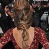 Cheryl Cole Fishtail Plait Cannes 2013