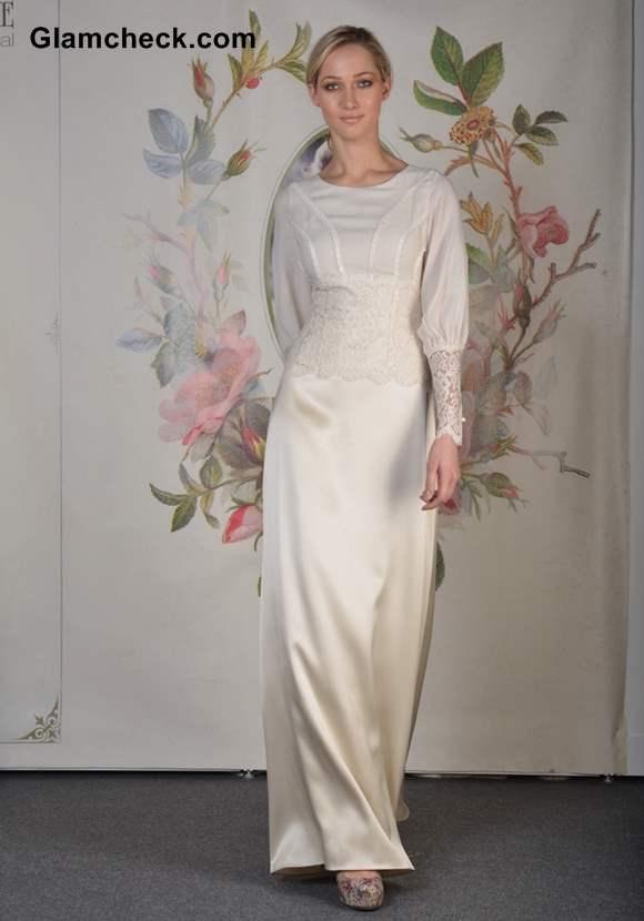 Claire Pettibone Bridal Gowns Fall-Winter 2013 colleciton