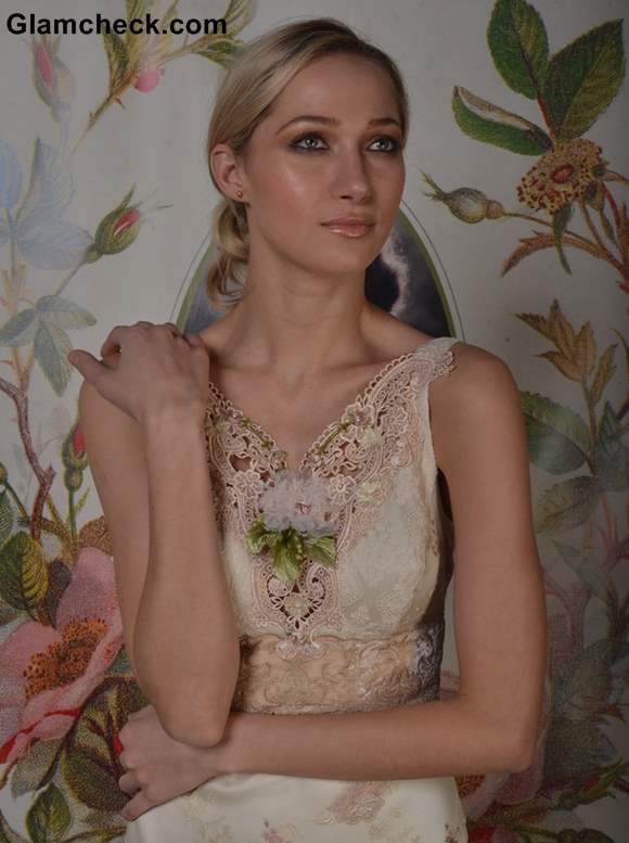 Claire Pettibone International Bridal Fashion Week 2013 Fall-Winter collection