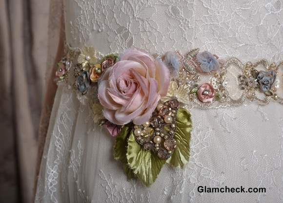 Claire Pettibone bridal collection fall winter 2013