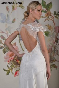 Claire Pettibone at International Bridal Fashion Week Fall Winter 2013 NYC