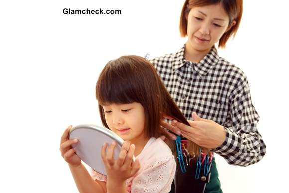 Daily Hair Care Routine for Little Girls