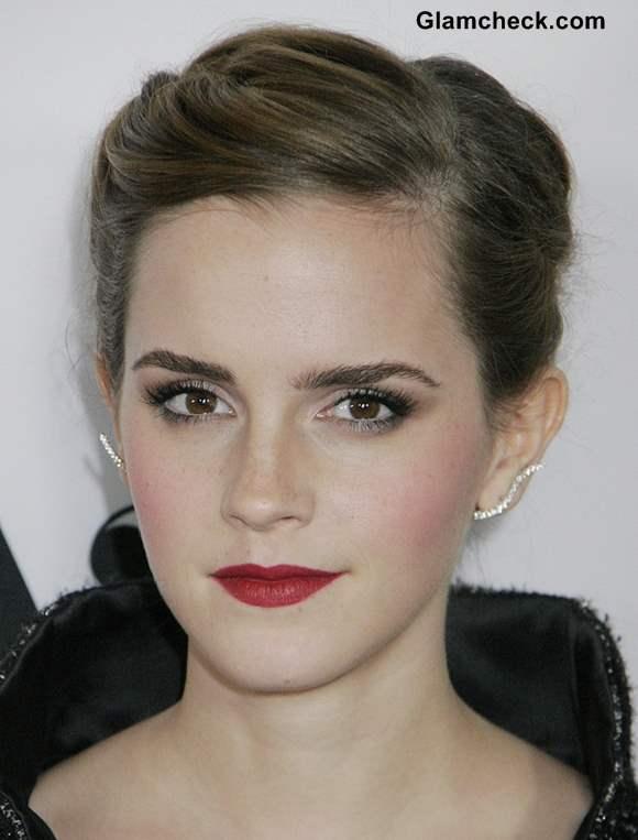 Emma Watson Makeup 2013