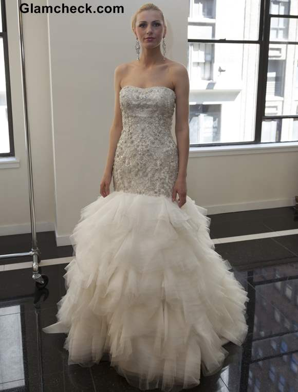 Fall Winter 2013 Bridal Trends Yumi Katsura Collection