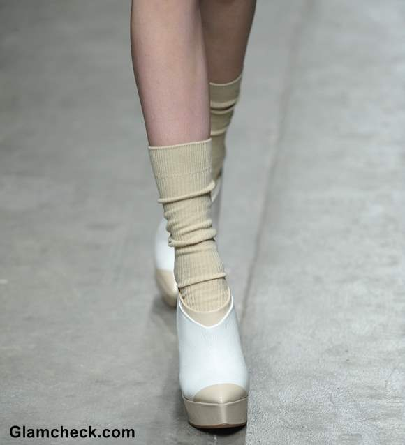 Footwear-Trend-Fall-2013-Ankle-Boots-Socks-Karen-Walker