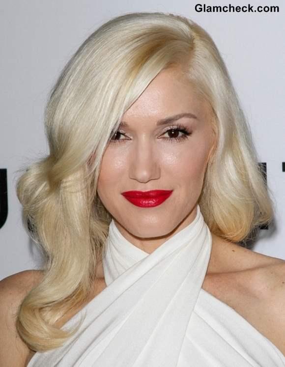 Gwen Stefani Makeup 2013