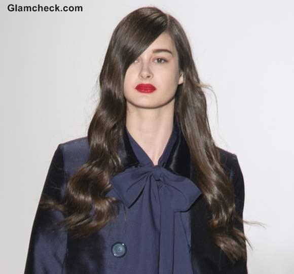 Hair  Makeup Trends Noon by Noor Fall 2013