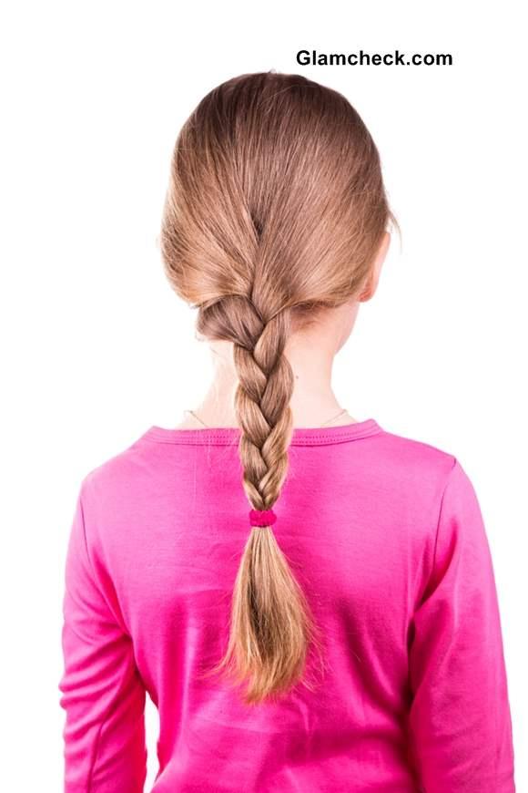 Hair care for little girls