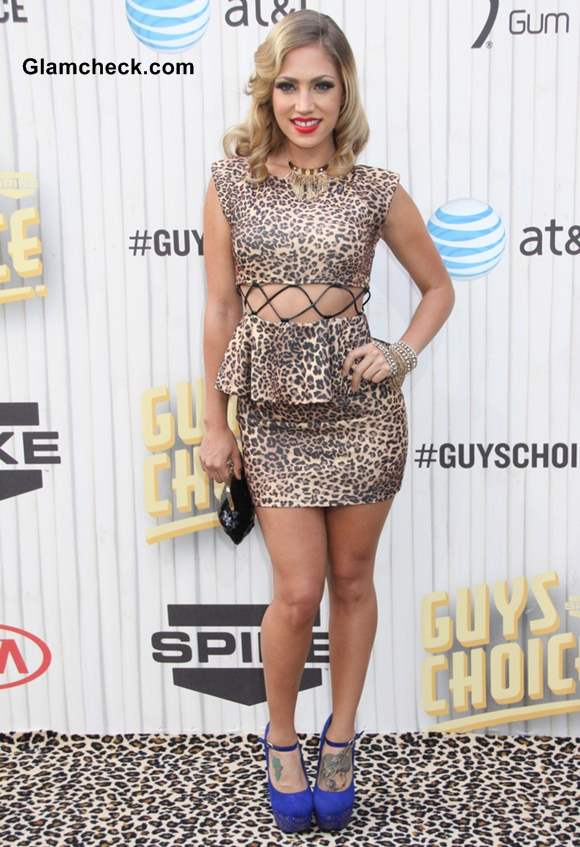 Jade Bryce Edgy in Studded Wedges
