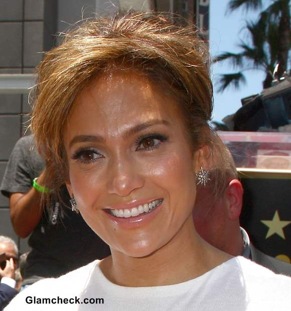 Jennifer Lopez awarded 2500th star Hollywood Walk of Fame