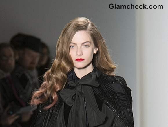 Makeup Hair Trends Noon by Noor Fall 2013