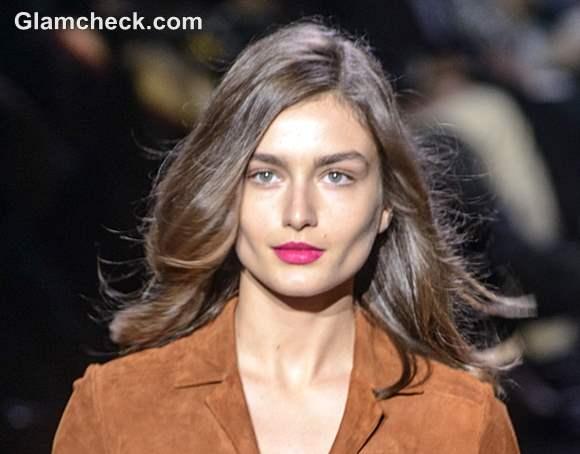 Makeup Trend Fall 2013 Diane Von Furstenberg