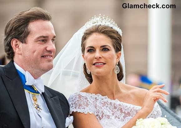 Princess Madeleine Chris ONeill married