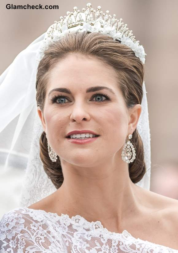 Princess Madeleine gets married 2013