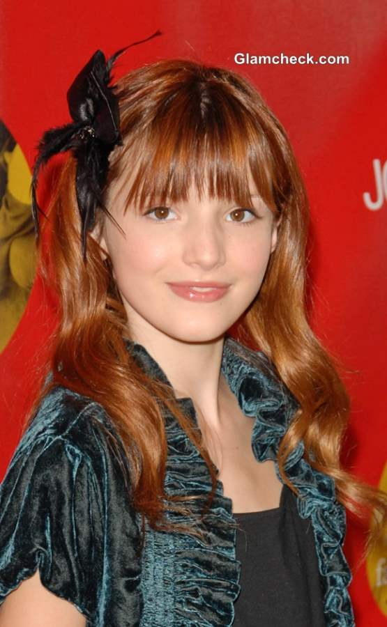 Rubber Wedding Band >> Bella Thorne Inspired Fun Hairstyles for little Teenage Girls