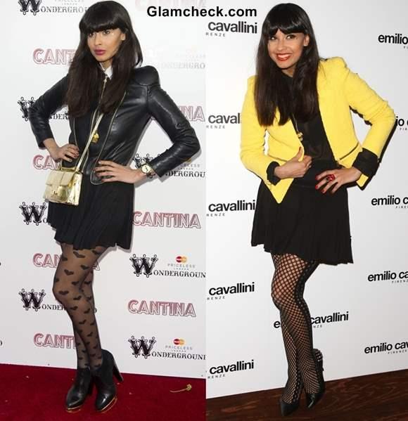 Style Poll Jameela Jamil Jacket Obsession