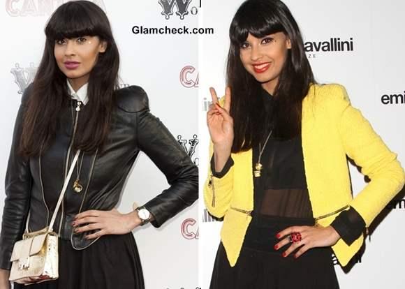 Yellow or black Jameela Jamil Jacket Obsession