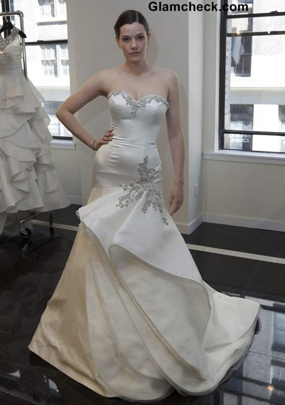 Yumi Katsura Bridal Gowns 2013 Fall Winter