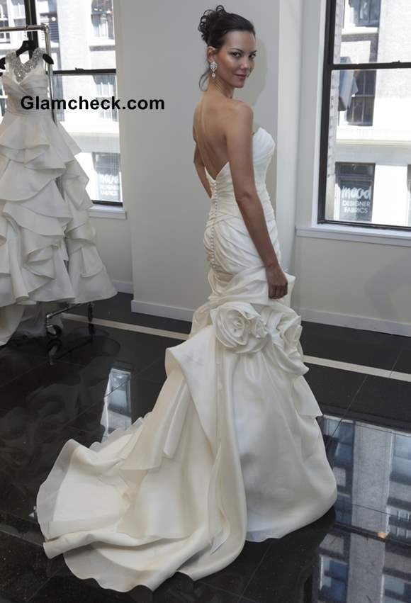 Yumi Katsura Collection NYC Bridal Week Fall Winter 2013