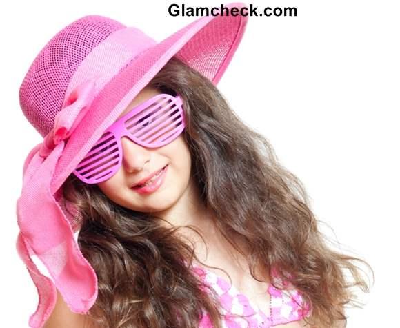 beach hats for little girls