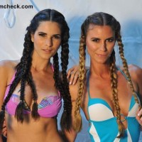 Agua Di Lara Swim Fashion Week 2014