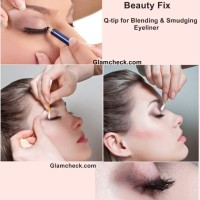 Beauty Fix Q-tip for Blending Smudging Eyeliner