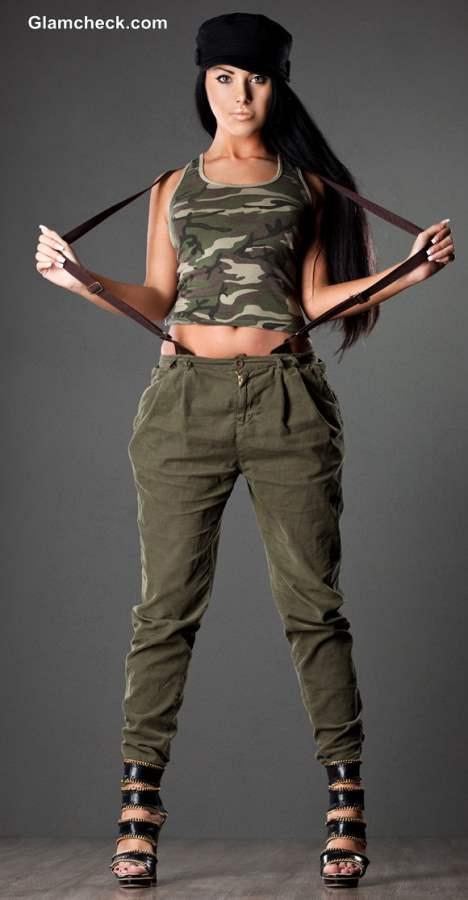 Camouflage Clothes for Jungle  Safari