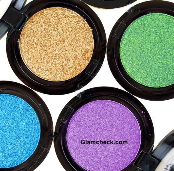 Cream-Gel based glitter eye shadow