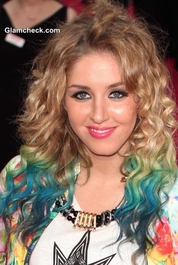 Esmee Denters Multi Hair Color