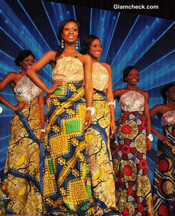 Giuseppina Baafi Miss Ghana 2013