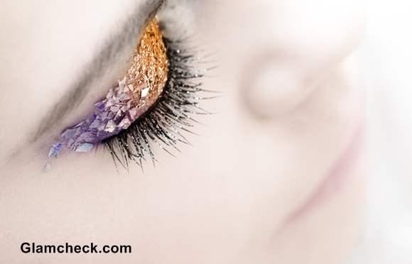 Glitter Eye Shadows Tips and Precautions