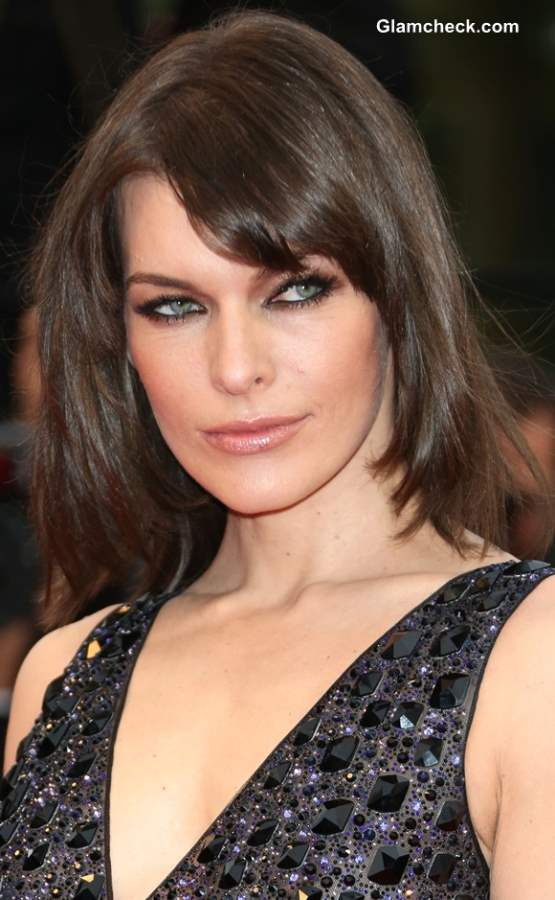 Hairstyling Fine Hair Like Milla Jovovich