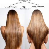 Hairstyle Poll - Long and Straight vs Long and Shaped