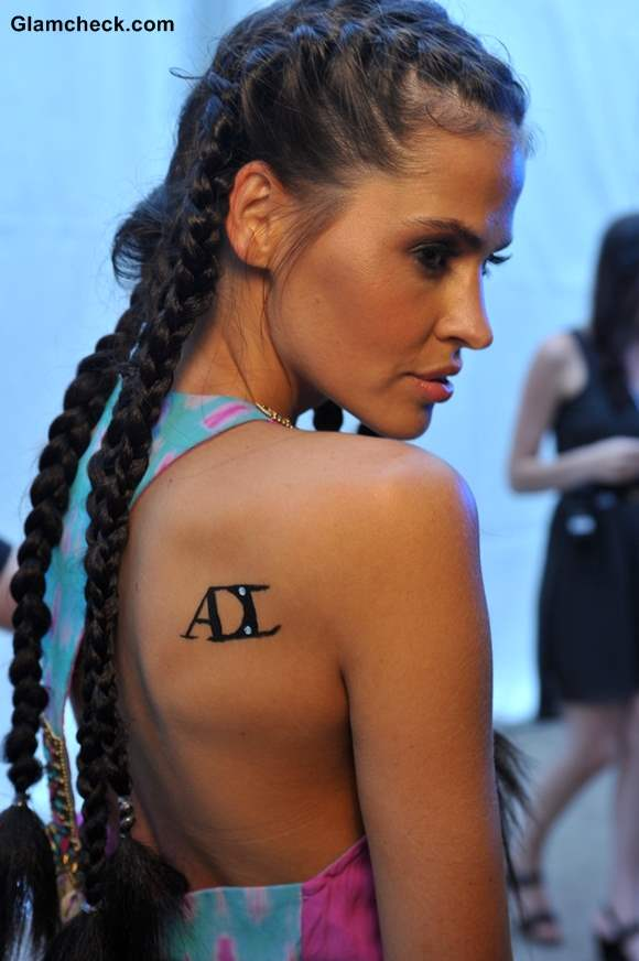 Hairstyle Trend S-S 2014 Multiple braids